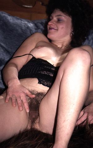 Hot hairy milf